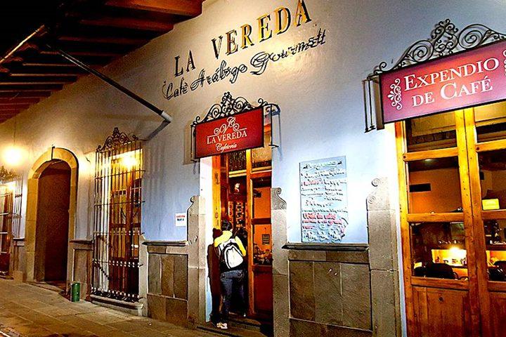 Coatepec Café. Foto Archivo.