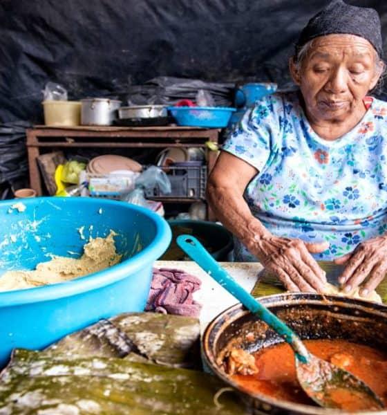 Cocineras tradicionales de San Luis Potosí. Foto: Catrina Peregrina Cocineras tradicionales de San Luis Potosí. Foto: Catrina Peregrina