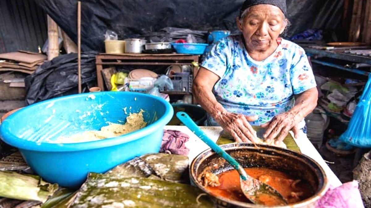 Cocineras tradicionales de San Luis Potosí. Foto Catrina Peregrina
