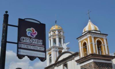 Comala, Pueblo Mágico: inicio de la Ruta del Café de Colima. Foto: Flickr