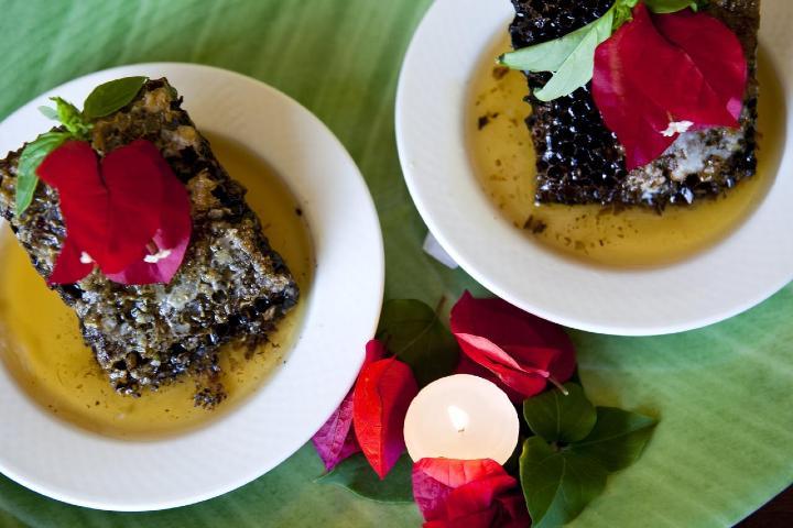 Comida del Restaurante Uayamón. Foto: Archivo