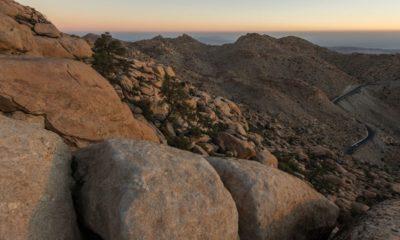 Conduce hacia la aventura en La Rumorosa, Baja California. Foto: Archivo