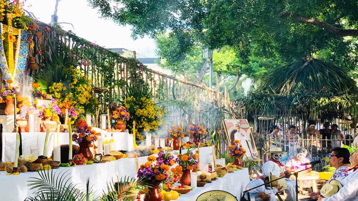 Conoce la comida tradicional del Hanal Pixán. Foto: Barrio Vivo