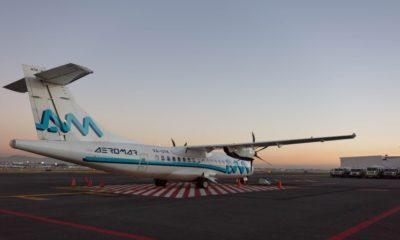 Conoce la ruta México-Morelia de Aeromar. Foto: Archivo