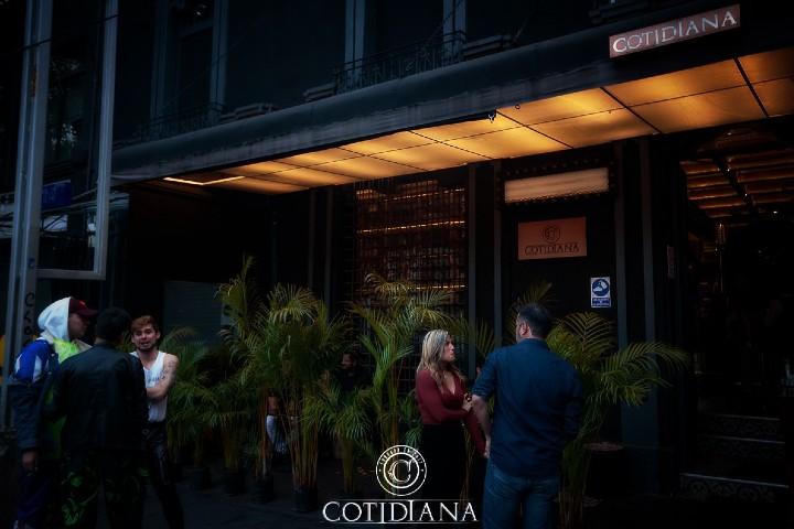 Cotidiana cocktail bar. Foto: Cotidiana cocktail bar