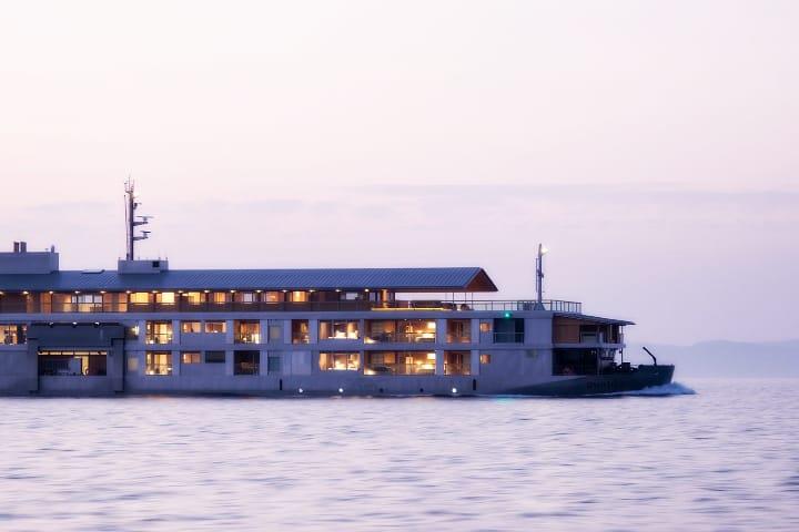 Crucero Guntû de Japón. Foto: JNTO
