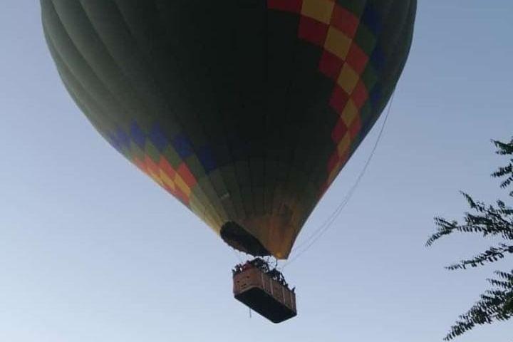 ¡El vuelo en globo por el Parque Nacional Masai Mara es una experiencia única! Foto: masai_mara_safari