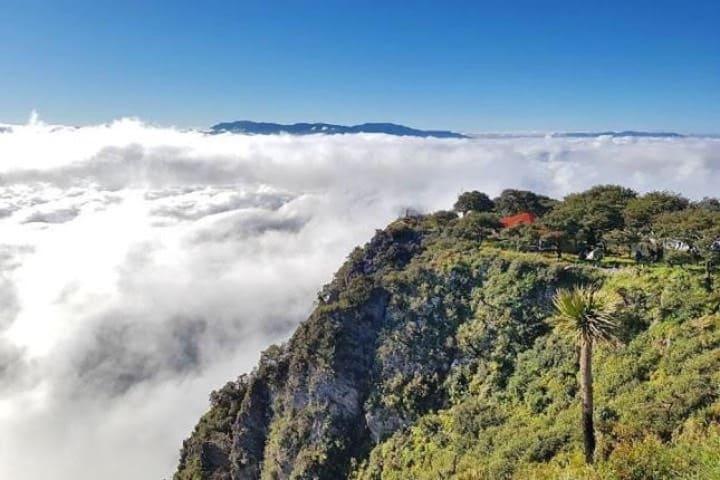 Después de que se despeje la neblina tendrás una vista espectacular. Foto: Archivo