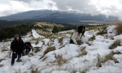 Destinos de México para disfrutar de la nieve. Foto: Archivo