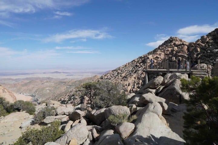 Disfruta de la imponente vista. Foto: Tecate Travel