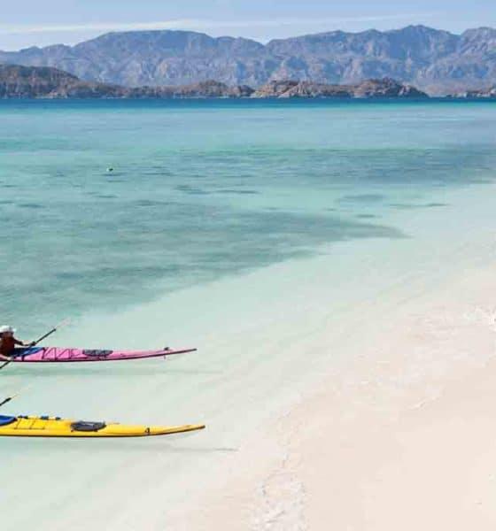 Conoce la Isla Coronado en Loreto. Foto: travelreport