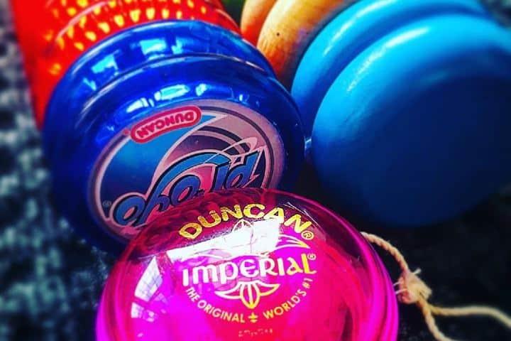 Diviértete jugando con el Yo-yo. Imagen: t_pearce