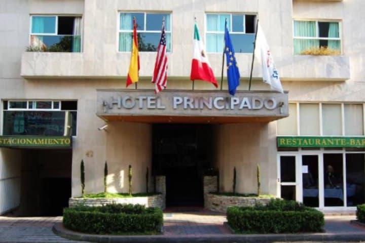 El Hotel Principado es parte de los hoteles LGBT de la Ciudad de México. Foto: Archivo
