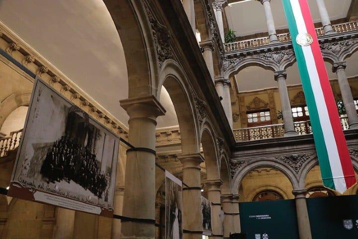 El Museo Cabildos tiene una gran arquitectura. Foto: Archivo