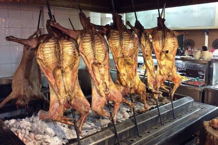 El cabrito que se hace en Nuevo León ¡Es delicioso! Foto: Posta