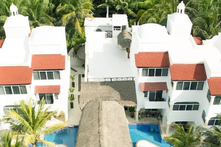 El mejor hotel nudista de la Riviera Maya. Imagen: bydomtravel