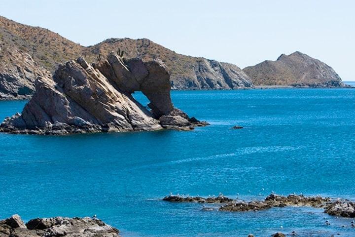 En el golfo de California podrás encontrar la Isla Coronada. Foto: CONANP