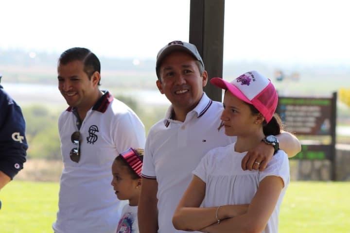 En familia las actividades se disfrutan más. Foto: Ecocamp Providencia