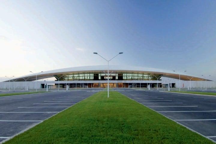 Un aeropuerto extraordinario Foto: Aeropuerto Carrasco | Facebook