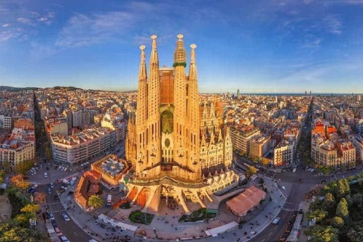 España, un hermoso lugar que visitar. Imagen: archivo 7