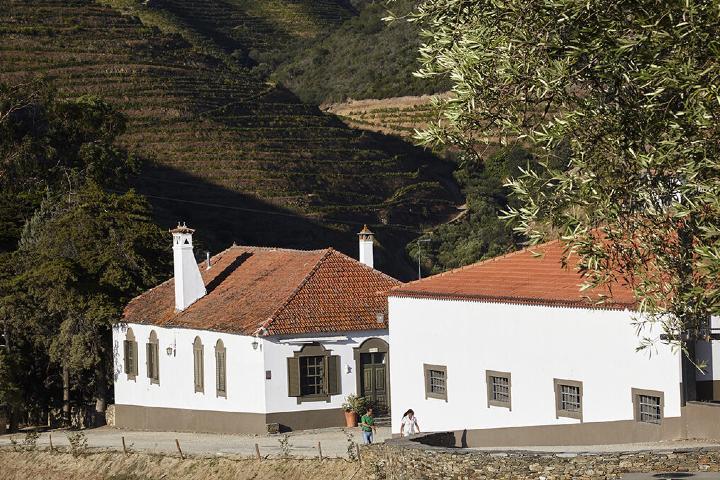Las instalaciones no pierden su toque. Foto: Portugal By Wine