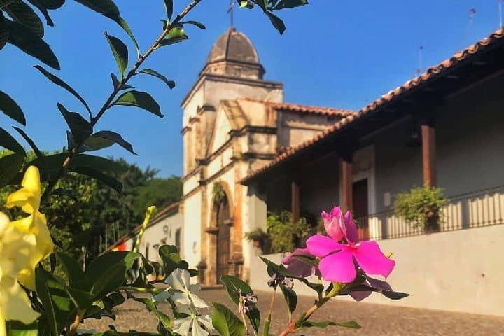 Fachadas espectaculares en los alrededores de la Ruta del Café de Colima. Foto: pasionporcolima