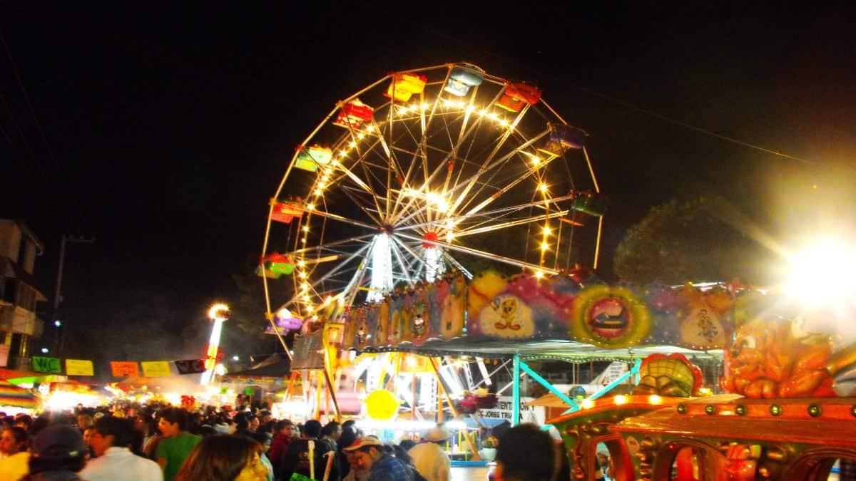 Feria de Moroleón, Guanajuato. Foto: Archivo