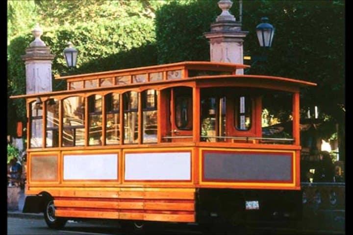 Tranvía del Romance en Morelia. Foto: YouTube
