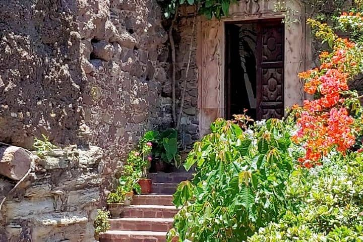 En 1997 se cumplió el sueño inaugurando la Casa Museo Gene Byron en Guanajuato. Foto: captain_farnarkel