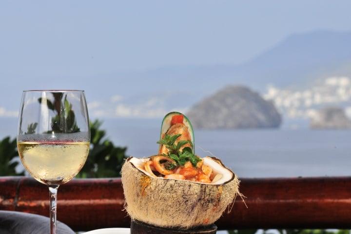 Degusta de las delicias gastronómicas del estado. Foto: Archivo
