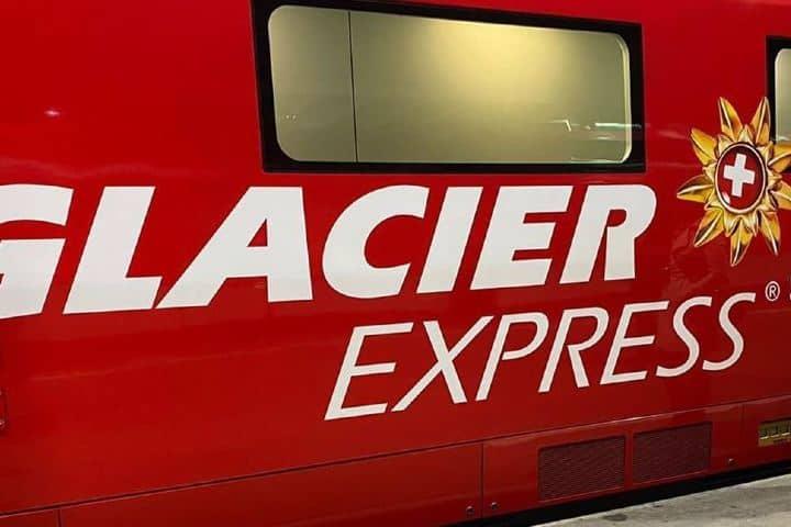 Glacier Express en Suiza. Imagen: isisevangelista 7