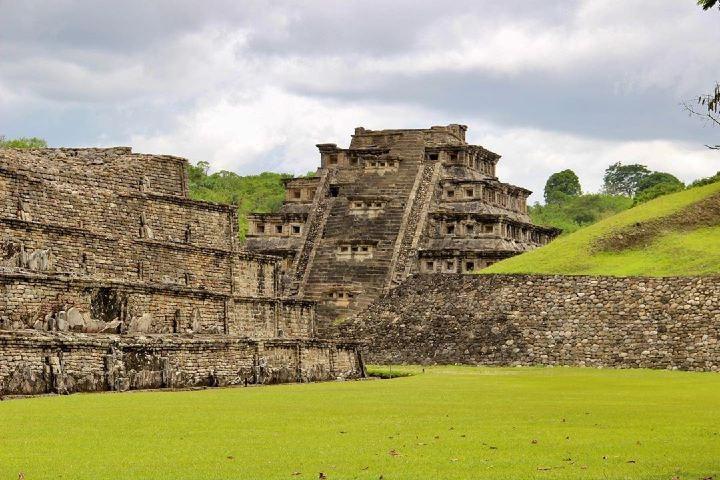 Grandiosa experiencia en la Zona Arqueológica de El Tajin en mi viaje en familia a Veracruz. Foto: c.palafox.o