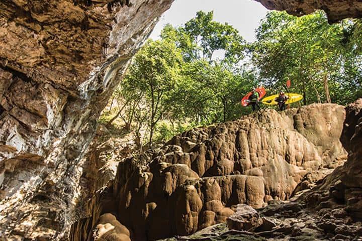 Grutas de Cacahuamilpa. Foto: Tips para tu viaje