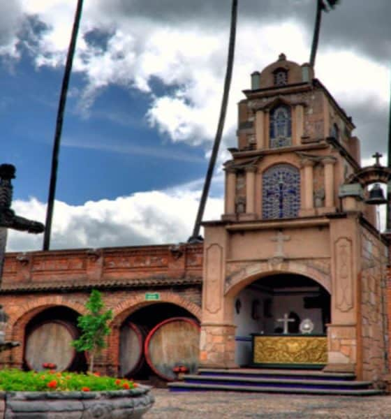 Hacienda Corralejo en Pénjamo Guanajuato. Foto: Archivo