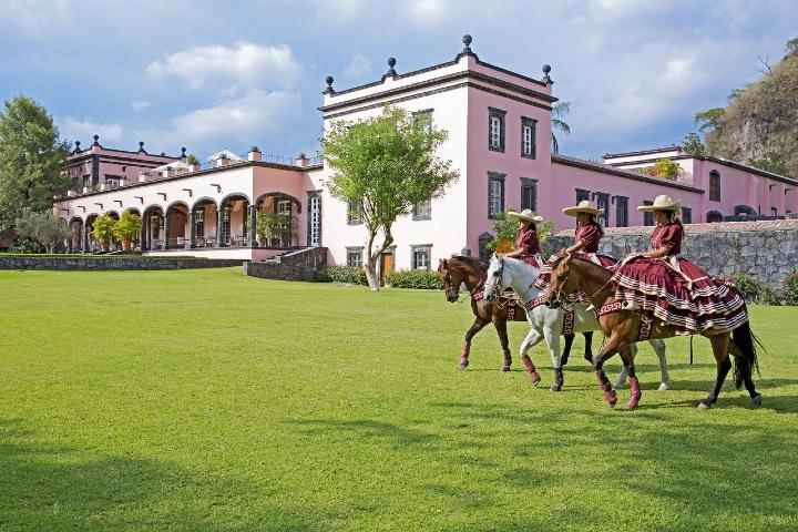 Hacienda San Antonio Colima. Foto: Booking