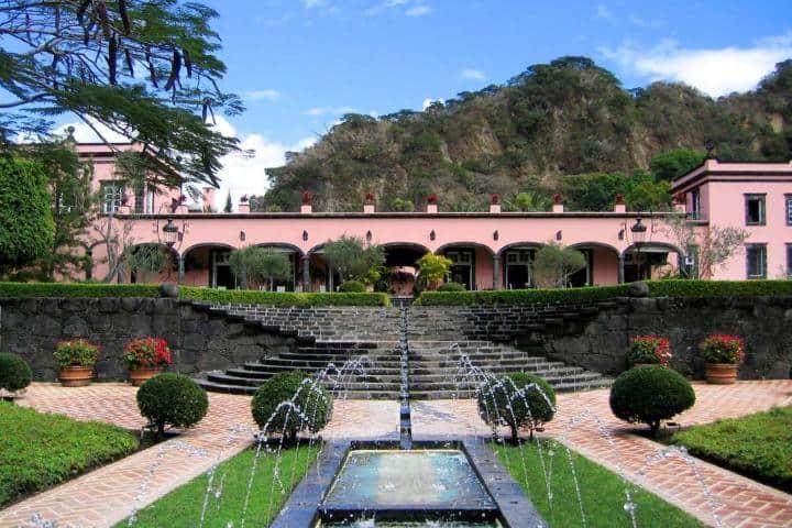 Hacienda San Antonio. Foto: Balnearios de México