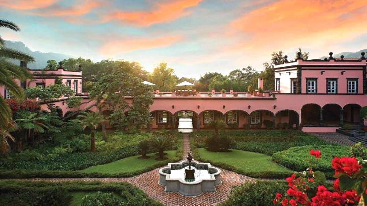 Hacienda San Antonio en Colima. Foto Mexico Destinos