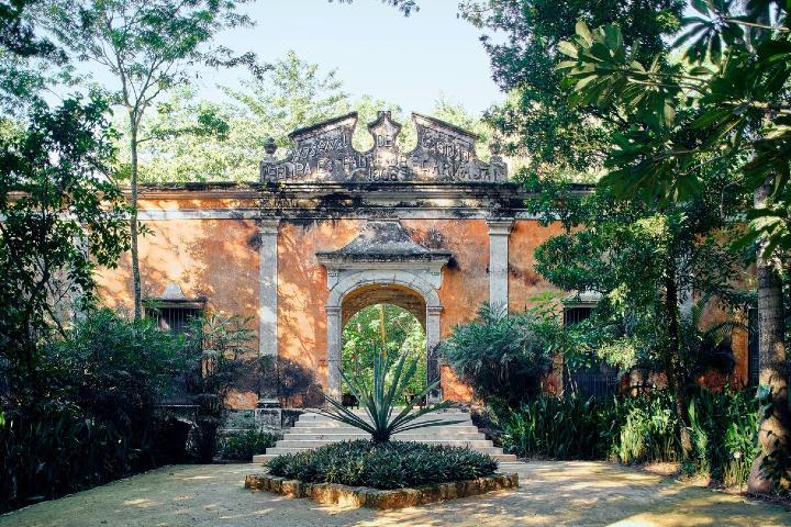 Hacienda Uayamón de Campeche. Foto: Marriott Hotels