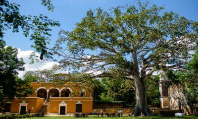 Hacienda Uayamón de Campeche. Foto: Gerardo Rodríguez