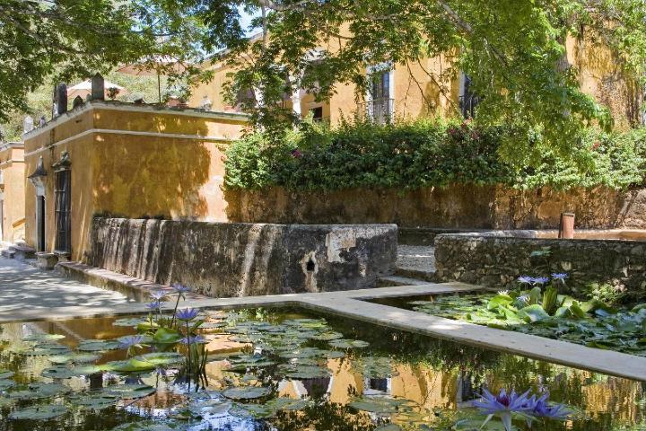 Hacienda Uayamon Foto-Walking México