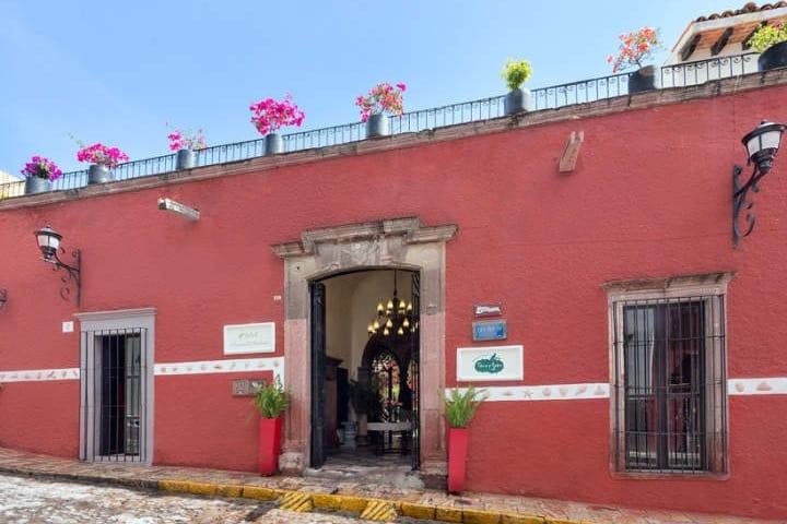 Hacienda el Santuario San Miguel de Allende. Foto: PriceTravel
