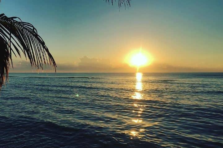 Hermosa playa nudista. Riviera Maya. Imagen: martinogarcia