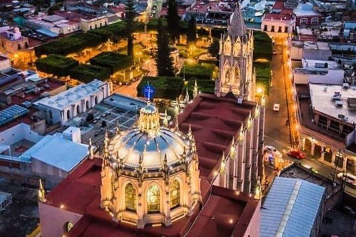 Hermoso Moroleón, Guanajuato ¡A disfrutar de la fiesta! Foto: Santiago Duran