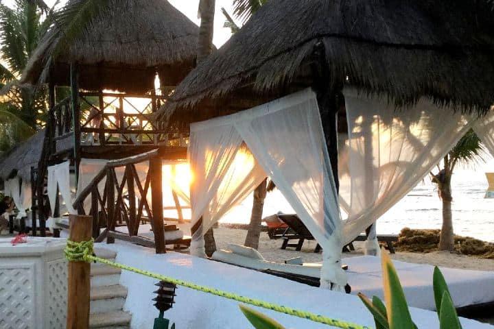 Hermoso hotel nudista en la Riviera Maya. Imagen: photobomb_fred