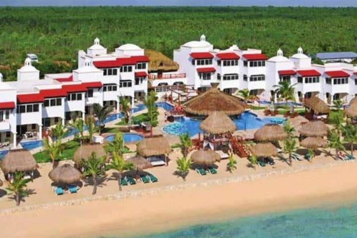 Hidden Beach Resort. Riviera Maya. Imagen: santour_travel_compa