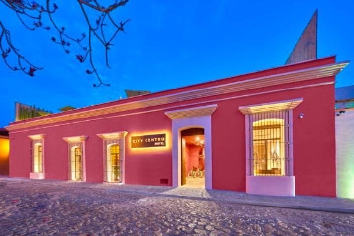 Hotel City Centro en Oaxaca, de la cadena City Express. Foto: Archivo