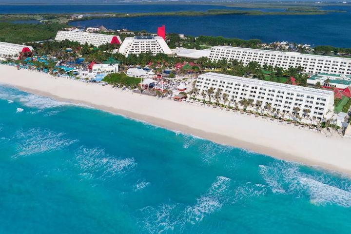 Hotel Grand Oasis. Foto: Oasis Hotels & Resorts