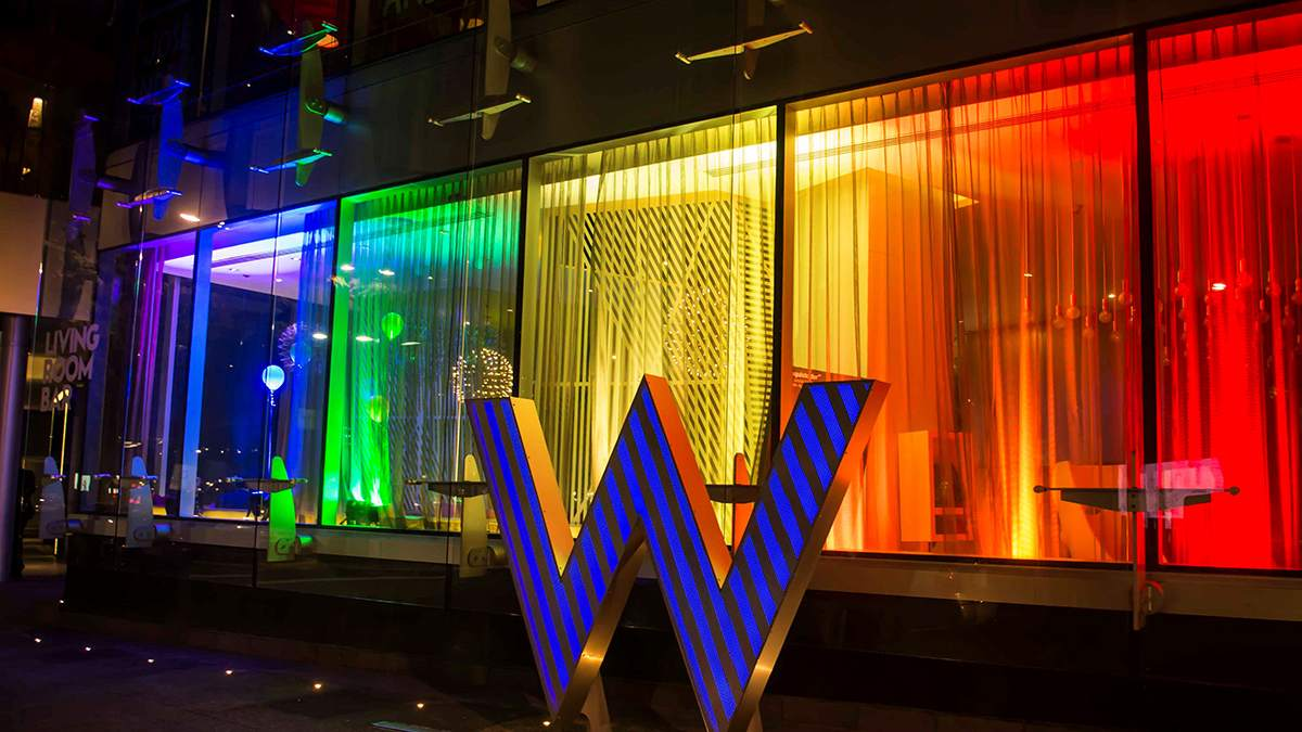 Hotel W- Negocios y Convenciones