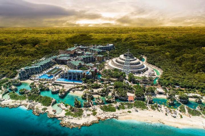 Hotel Xcaret. Foto: Travel Leisure México