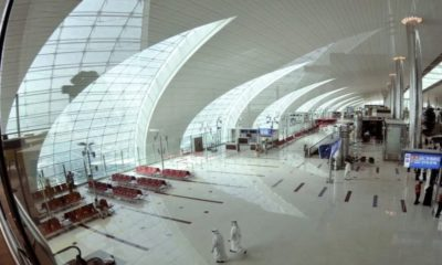 Interior del Aeropuerto Internacional de San Francisco. Foto: The Happening